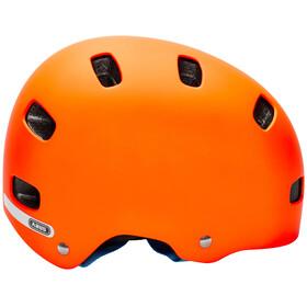 ABUS Scraper Kid 2.0 Helmet signal orange